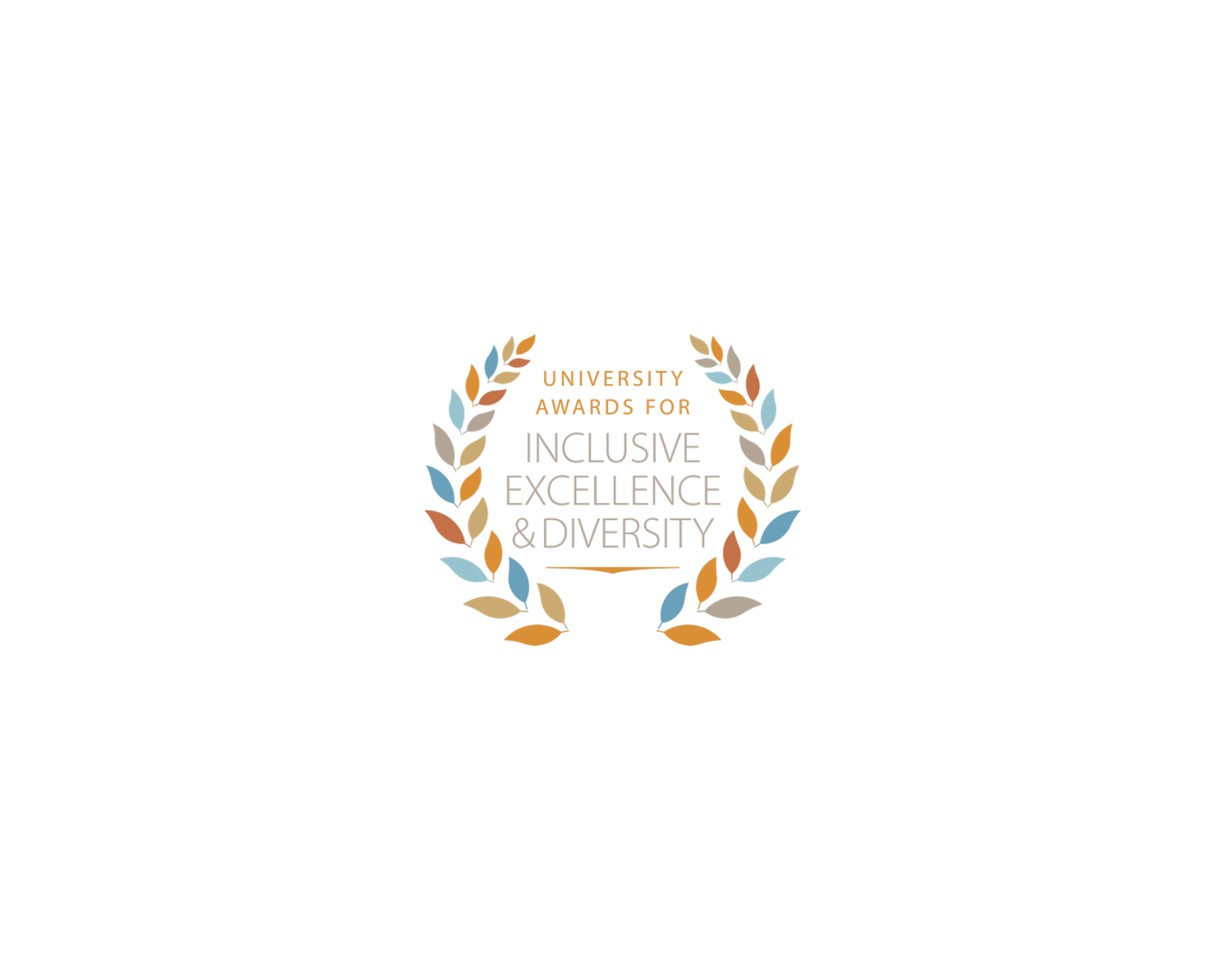 Logo for the University Awards for Inclusive Excellence & Diversity