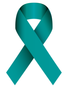 SAAM Teal RIbbon